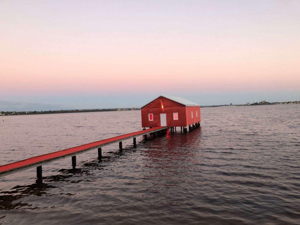 Blue Boathouse Perth