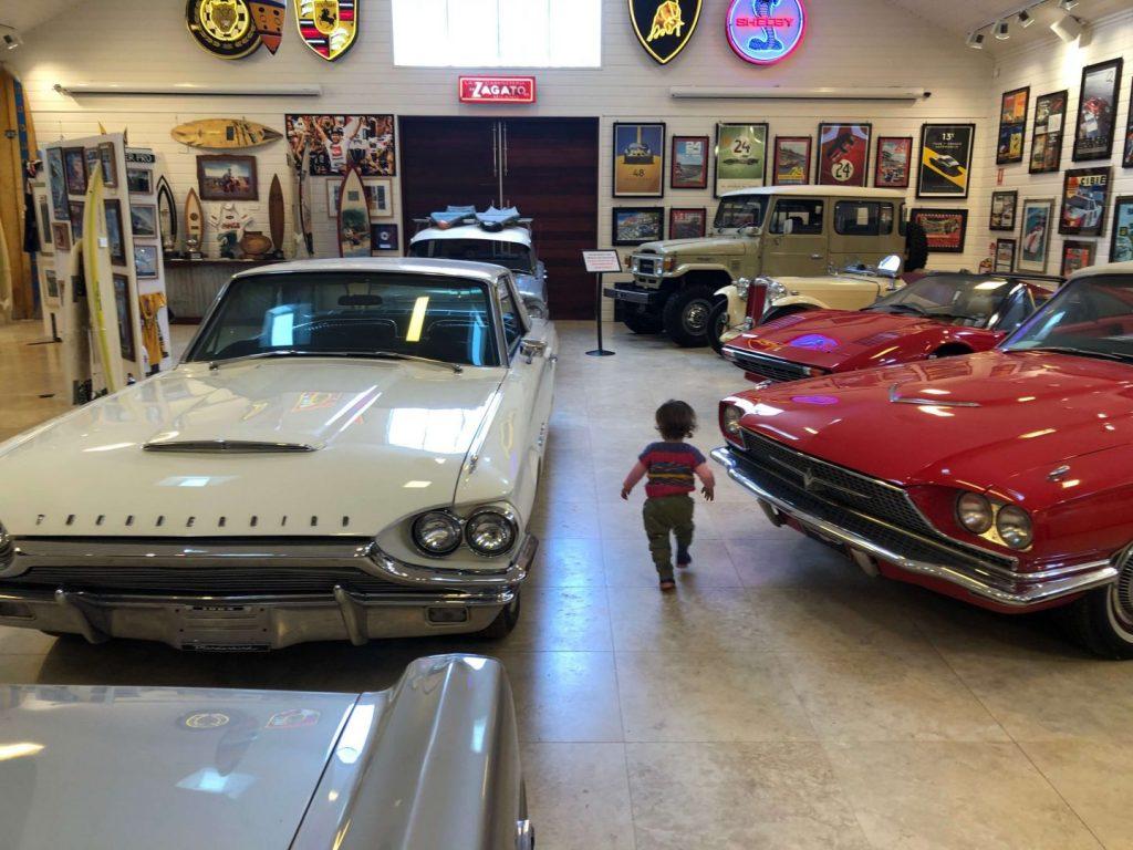 Aravina Estate – Sports Car Gallery & Vintage Car