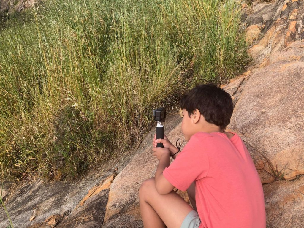 travel gift for kids - what about a go pro?