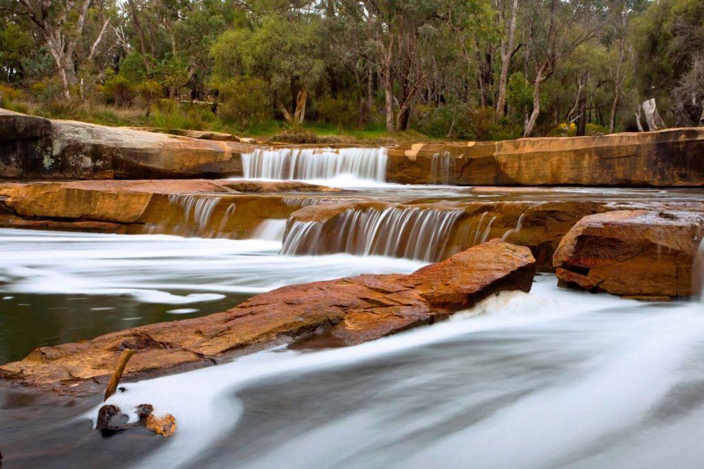 waterfalls near Perth