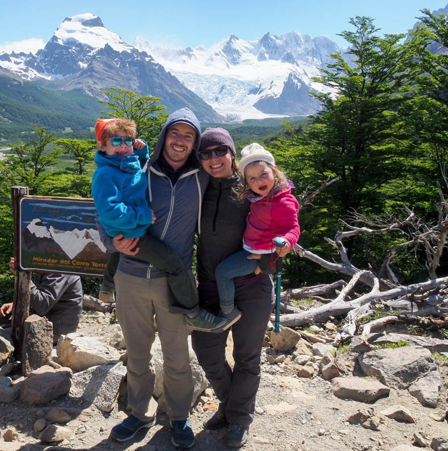 Argentine Patagonia with kids
