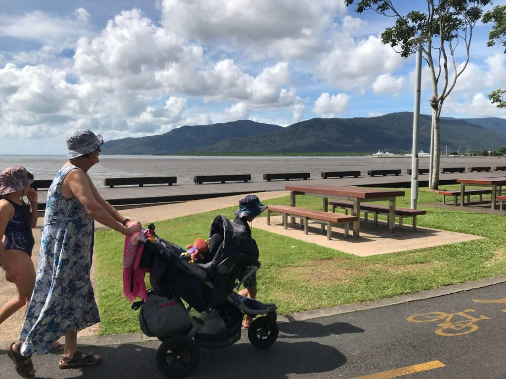 Cairns family holiday