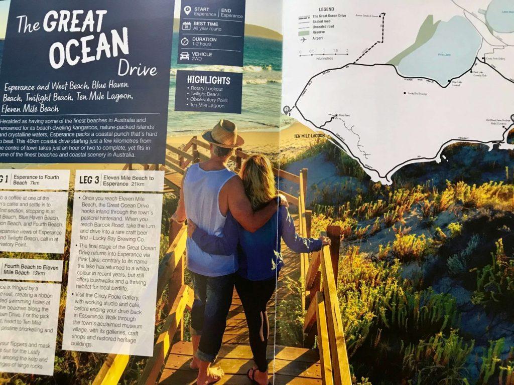 The Great Ocean Drive Esperance