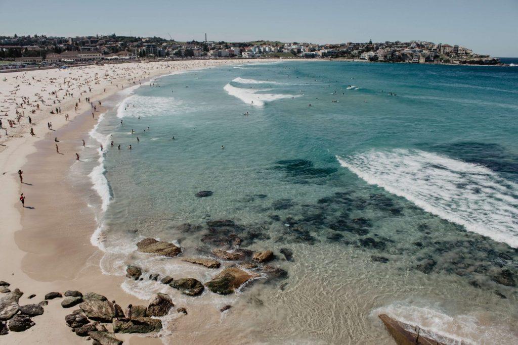 bondi beach facts for kids