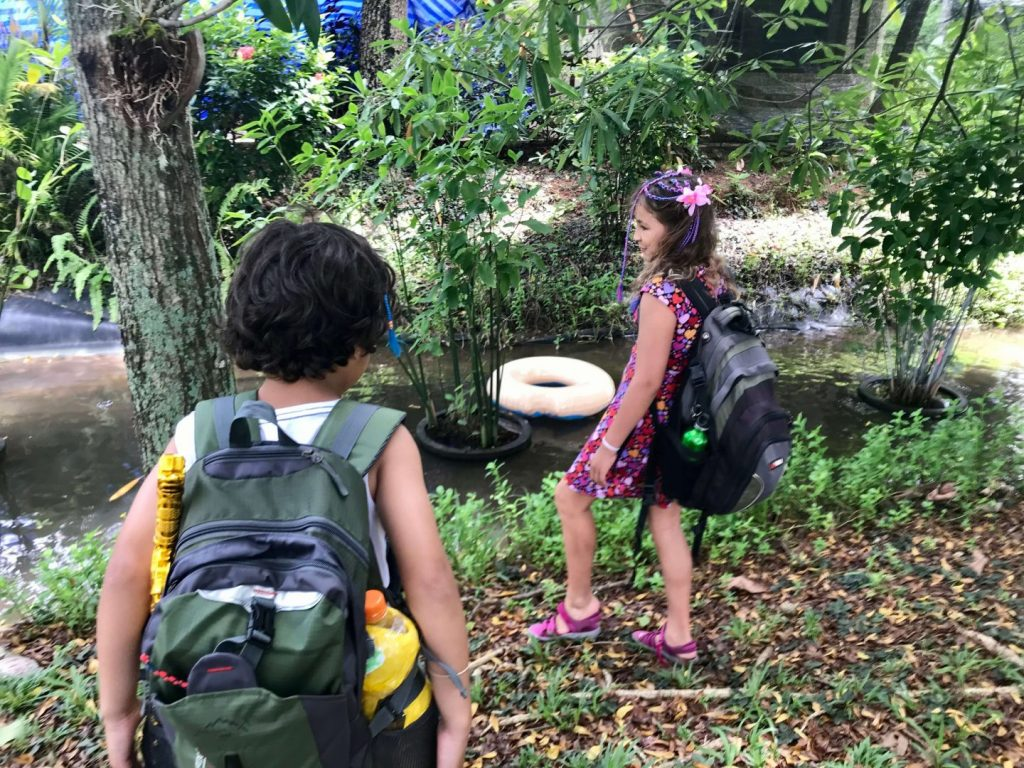 Sharing The Load: The Best Kids' Travel Backpacks