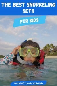 Diving In: The Best Snorkeling Sets for Kids