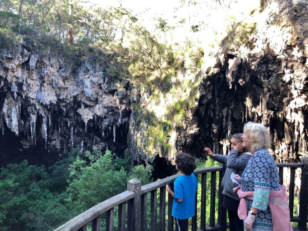 best cave in Margaret river