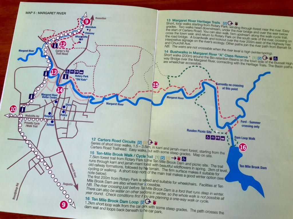 Margaret River Trails