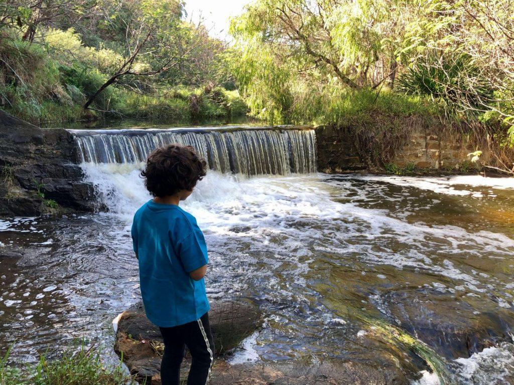 Margaret River Waterfalls