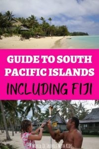 South Pacific Islands & Fiji Family Holidays Guide