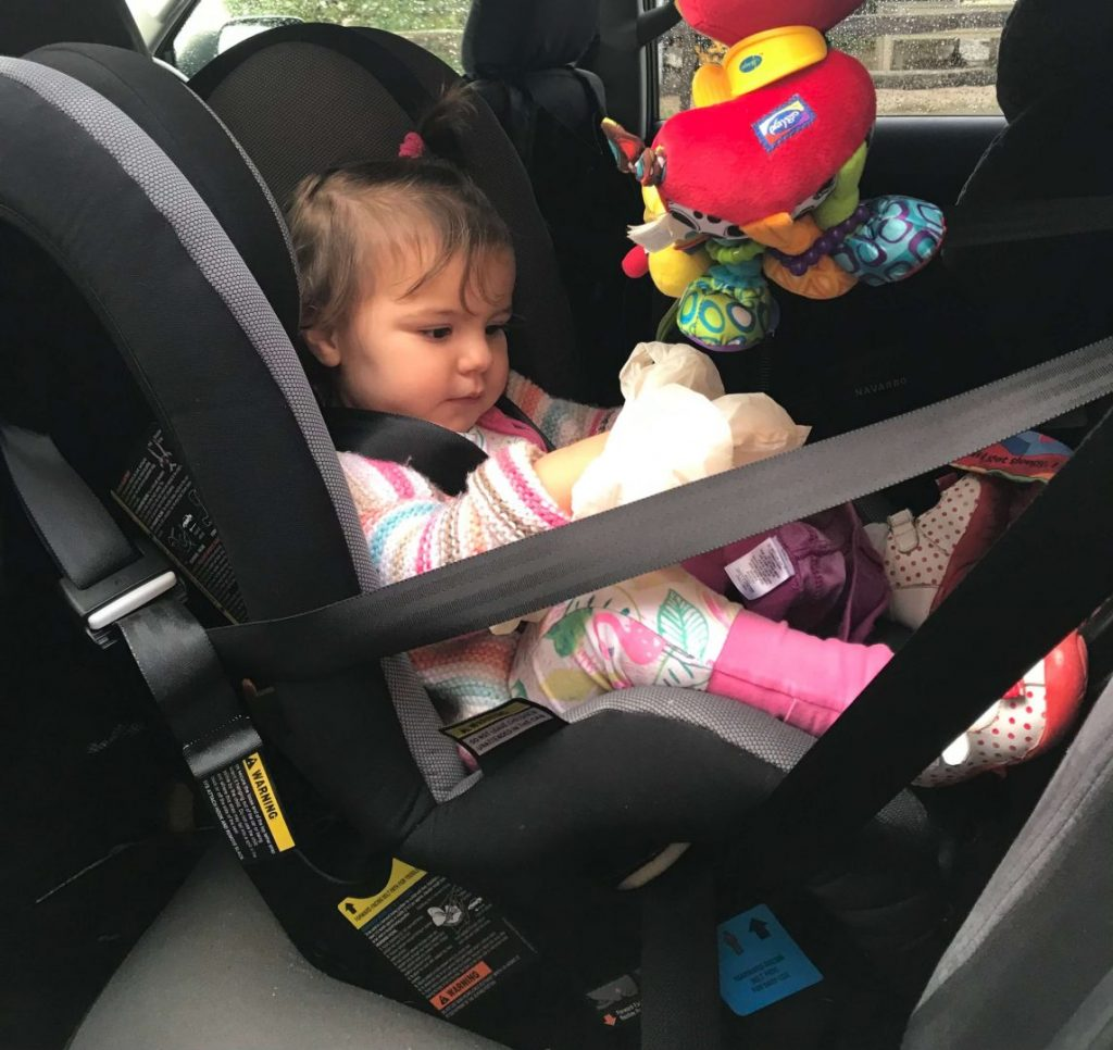 travelling with a baby essentials