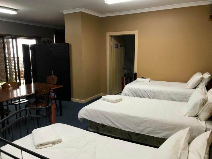 Bluff Knoll Accommodation