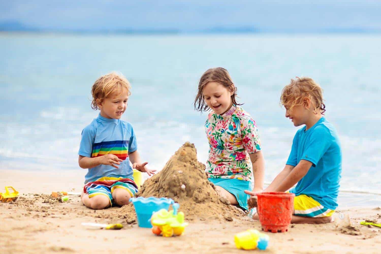 Toddler Beach Essentials and Beach Gear for Babies