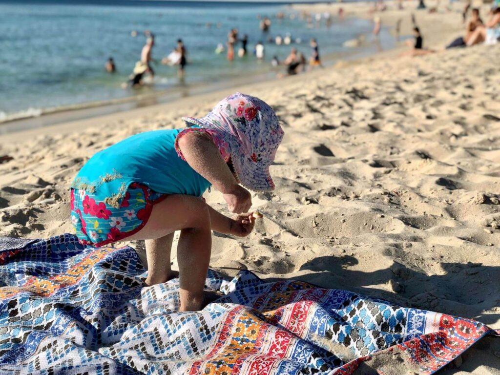 beach gear for babies