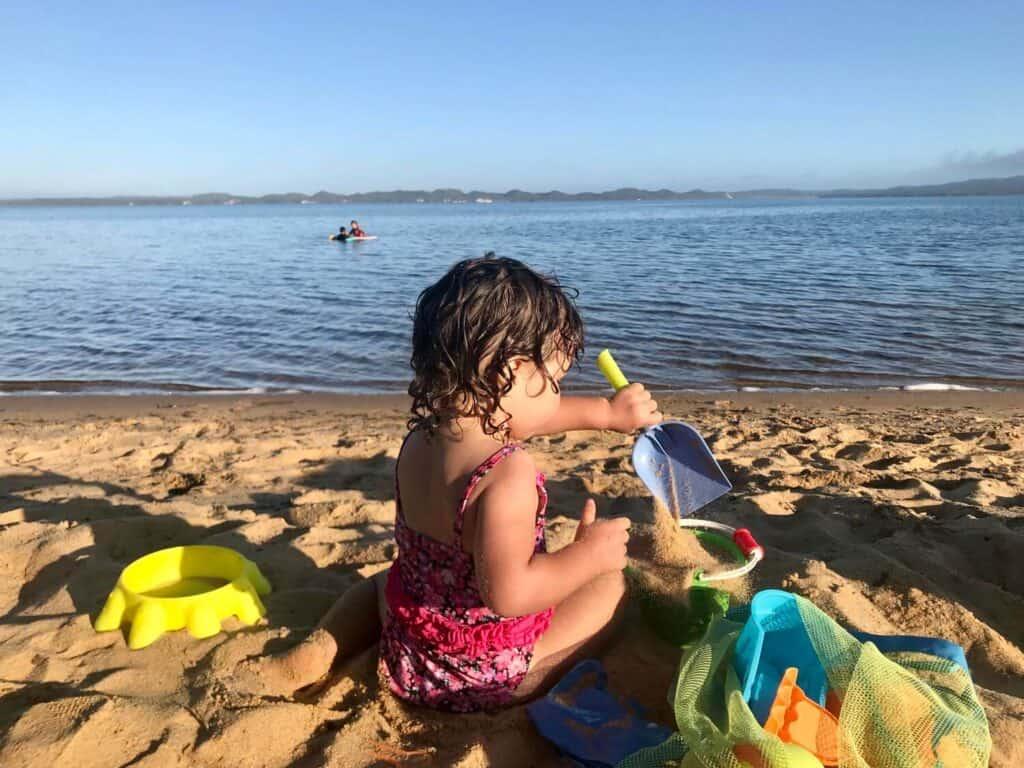 beach baby essentials