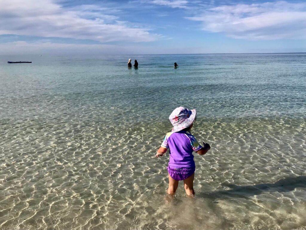 beach necessities for baby