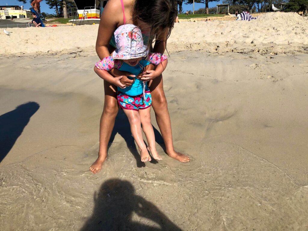 toddler beach tent