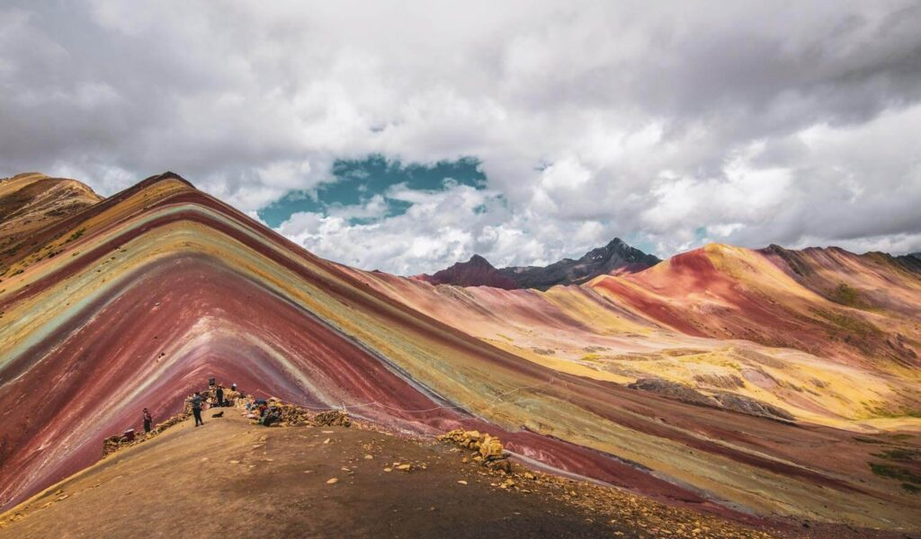 Facts about Rainbow Mountain Peru