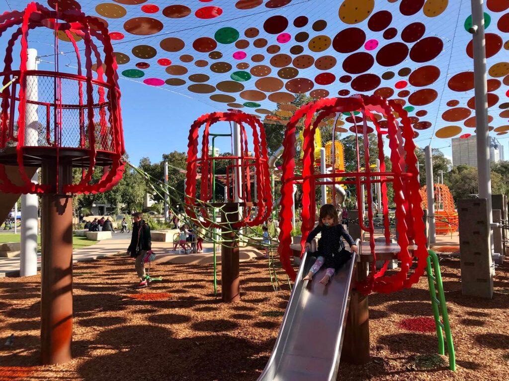 Koolanga Koolanga Waabiny - Wellington Square Playground Guide