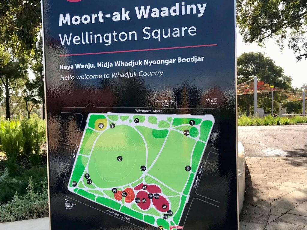 Wellington Square Park