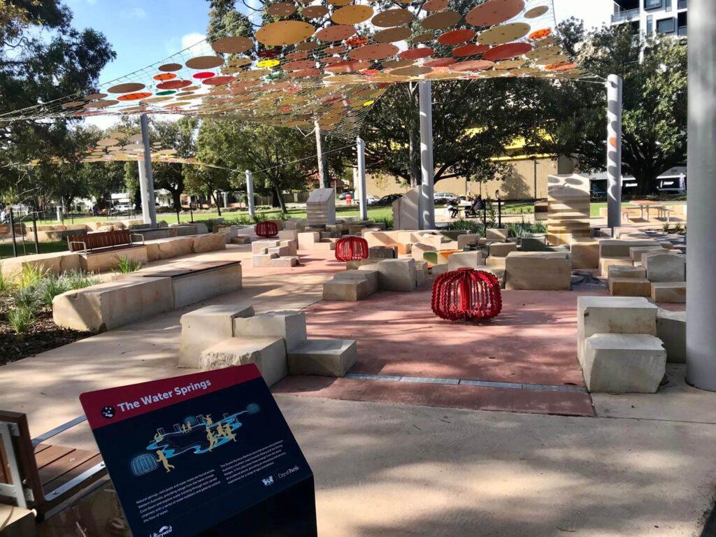 Koolanga Koolanga Waabiny -Wellington Square Playground