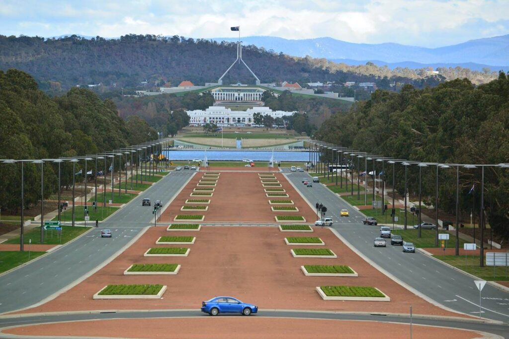 famous structures in australia