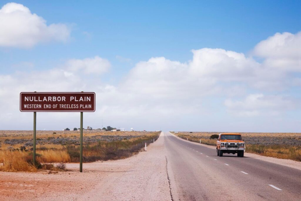 South Australia Man Man Landmarks